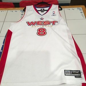 RARE Kobe Bryant 2005 All Star Game Jersey 2XL